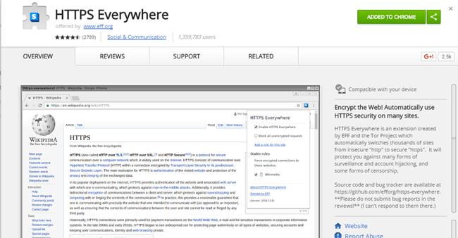 a741ada5be HTTPS mindenütt az egyik olyan bővítmény, amelyet csak telepíteni és  elfelejteni. Alapvetően HTTPS biztonságot próbál használni egy webhelyen,  ...